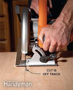 Brush up on the basics with this collection of circular saw do's and don'ts