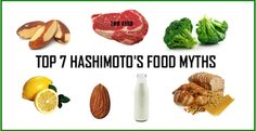 Top 7 Hashimoto's Food Myths - What should you REALLY avoid? • Izabella Wentz, Thyroid Pharmacist