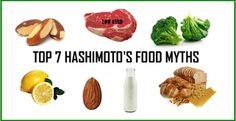 Top 7 Hashimoto's Food Myths - What should you REALLY avoid? • Izabella Wentz, Thyroid Pharmacist