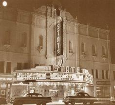 marysville ca   State Theater in Marysville, CA - Cinema Treasures.            April 1955