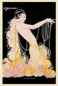 1920s necklace ad.