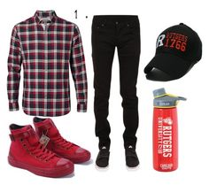 """Night On the Town Style for Guys"" by bncollege on Polyvore"