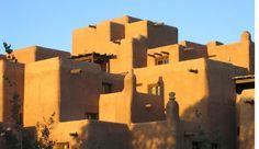 Santa Fe style architecture