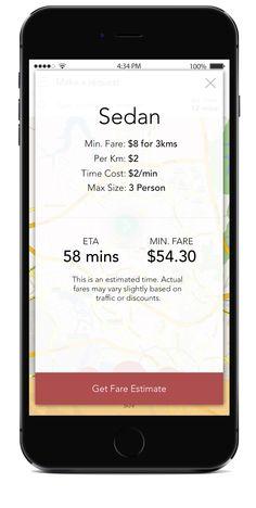 uber google code