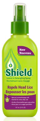 Lice Shield Leave In Detangling Spray  $9.99 - from Well.ca