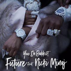 "New video from Future for the record featuring Nicki Minaj titled ""You Da Baddest"". Enjoy this video stream below after the jump. Nicki Minaj Videos, Ft Nicki Minaj, Music Songs, New Music, Upload Music, Hip Hop Albums, Hip Hop Fashion, Music Download, Cultura Pop"