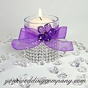 Wedding Votive Candle