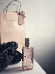 An Ode To Nude by Azzedine Alaïa (GIVEAWAY) Azzedine Alaia, Giveaway, Perfume Bottles, Place Card Holders, Nude, Cosmetics, Group, Cards, Beauty