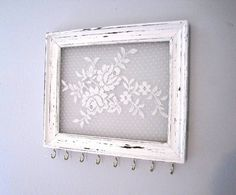 Jewellery display. Made with lace. simple but sweet - personalised jewellery, jewellery design online shopping, jewelry on sale *sponsored https://www.pinterest.com/jewelry_yes/ https://www.pinterest.com/explore/jewelry/ https://www.pinterest.com/jewelry_yes/body-jewelry/ http://www.racked.com/2016/1/27/10832966/kendra-scott-jewelry