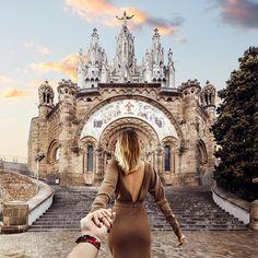 Follow me to Tibidabo, Barcelona
