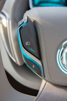 buick concept steering