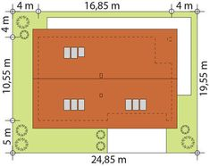 DOM.PL™ - Projekt domu TP Endo 3 CE - DOM TP1-88 - gotowy koszt budowy Bar Chart, Floor Plans, Diagram, Projects, House, Houses, Log Projects, Blue Prints, Home