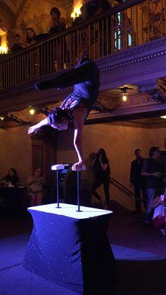 Juggling Rope Walker Acrobatic Performance Circus Artist #5 Vinyl Wall Decal