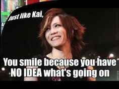 The gazette jrock macros