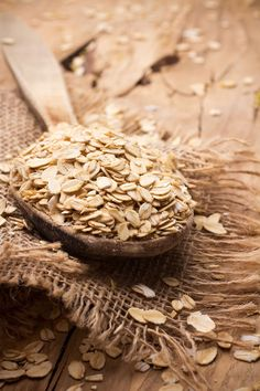 Homemade Oatmeal Cleansers - Still using this once a day to keep my complexion clear.
