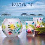 Summer 2016 www. Tea Light Holder, Tea Lights, Wine Glass, Glow, Tropical, Candles, Tableware, Fun, Summer 2016