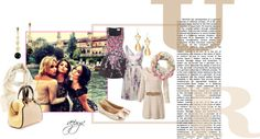 """To Lake Como"" by azaviki on Polyvore"