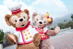 Duffy and Shellie May At TDR