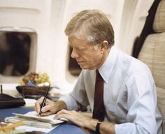 On October 24, 1978, President Jimmy Carter signed the Airline Deregulation Act into law. It was the first time in U.S. history that an industry was deregulated.