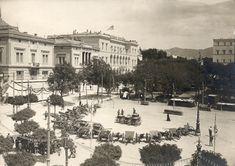 old Athens - Metaxourgio, Kerameikos Old Photos, Paris Skyline, Athens Greece, Travel, Outdoor, Old Pictures, Outdoors, Viajes, Vintage Photos