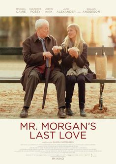 Mr. Morgan's Last Love (German) 11x17 Movie Poster (2013)