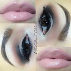 Love the color but I think she missed the line of her actual lip