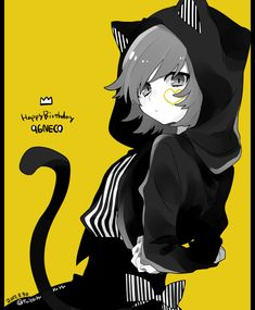 Anime Neko, Kawaii Anime, Anime Guys, Anime Art, Cute Characters, Anime Characters, Vocaloid, Character Art, Character Design