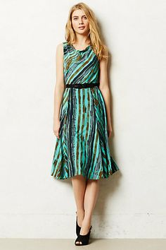 Julep Dress #anthropologie