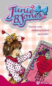 Resultado De Imagen De Junie B Jones Admirador Secreto Admirador Libro Infantil