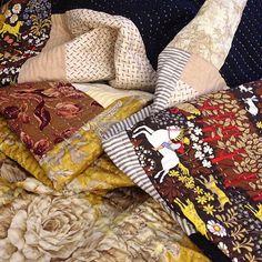 Heidi Parkes, quilt. #quilt #handquilted