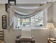 When you layer window treatments, you can bring a completely different style to your windows that can't be achieved by using one simple treatment. The combinations are endless. Wood Cornice, Faux Wood Blinds, Kathy Ireland, Hunter Douglas, Home Design, Michigan, Motorized Blinds, Classic Window, Woven Wood Shades