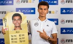 Should Dele Alli be rated higher in FIFA 18?