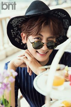 Hyung Sik - bnt International May 2015