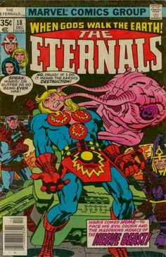 Une saga complète : Eternals / Deviants / Celestials - Page 2 - Buzz Comics, le forum comics qui garde la frite !!!