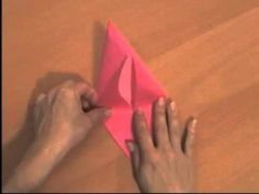 Ever wonder how to make a paper crane?? Vicky Mihara Avery shows how to fold an origami crane, with clear, easy-to-follow steps especially suited for beginners.