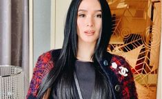 Heart Evangelista, One Of 'Crazy Rich Asians' Sequel Lead Stars? Heart Evangelista, Girlfriends, Sari, Asian, Actresses, Stylish, Makeup, Movies, Saree