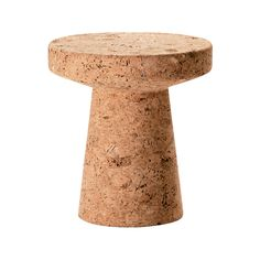 cork stool by Jasper Morrison