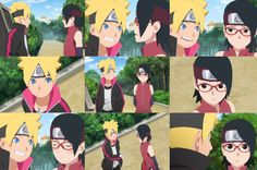 Naruto Shippuden, Boruto And Sarada, Cr7 Wallpapers, Team 7, Nerd, Ships, Cute, Character, I Love Anime