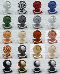 Collection Vray Materials for Cinema4D | .c4d, .jpg, .tif | 106Mb 1. Cinema4D Vray(Glass) 2. Cinema4D VRay(Stone) 3. Cinema4D VRay(Wat...