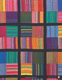 Bright & Bold Cozy Modern Quilts: 20 Projects Easy Piecing Stash Busting, Kim Schaefer