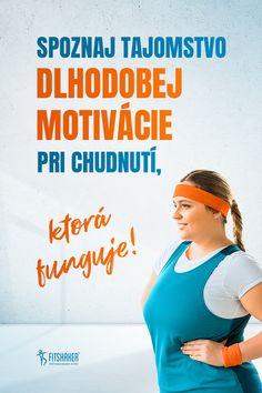 Spoznaj tajomstvo dlhodobej motivácie pri chudnutí, na ktoré prišiel fitness kouč pri práci so sovjimi klientkami. Uvidíš, že toto funguje. ;-) Fitness Motivation, Exercise, Ejercicio, Fit Motivation, Excercise, Work Outs, Workout, Sport, Exercise Motivation