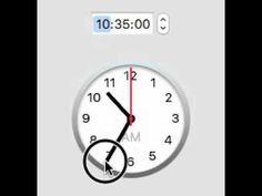 Come si legge l'ora lancette ore secondi e minuti
