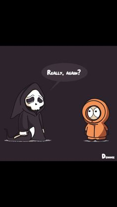 Image Gallery kenny mccormick quotes