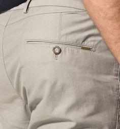 Aru's Twill Pants, Cotton Pants, Men Trousers, Clothing Labels, Work Wear, Menswear, Jeans, Mens Fashion, Khakis