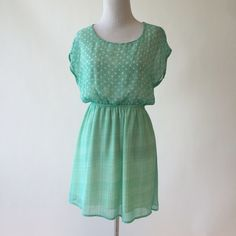 """🎉Host Pick🎉 Fun dress! Fun dress, worn once! Excellent condition. 1 small spot on the back please see last pic! Purchased at a boutique. Brand is """"Final Touch"""" Dresses Mini"""