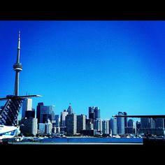 Leaving Toronto. #TIFF2012 was a huge success.