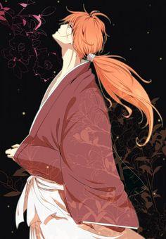 Tags: Anime, Rurouni Kenshin, Himura Kenshin, Eri (Pixiv Id 777371)
