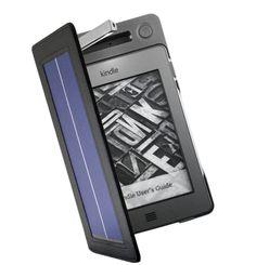 SolarKindle e-reader cover