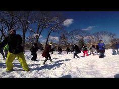 D.C. Snowball Fight Association Announces Tuesday Battle in Dupont « CBS DC