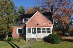 $53,000 3 bedroom 1.5 bath home located on a Nice corner lot. Interior features include: mud room, kitchen with separate eating area, living room with hardwood floors and fireplace, full bath , office and 1 bedroom on the first floor, two beds and half bath on the second floor, nice basement and More! Exterior features includes: 2 car detached garage, mature trees, nice yard, and More!Case number: 412-578225 HUD homes are sold AS-IS.